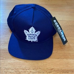 Gongshow Accessories - Gong show Toronto Maple Leafs Flat Hat